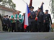 Oslavy v Přibyslavicích.
