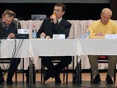 Jednání třebíčského zastupitelstva