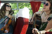 Výlety spolku Hurá na výlet! jsou i s hudebním doprovodem.
