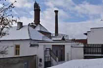 V Dalešicích sídlí pivovar, kde se natáčel film Postřižiny.