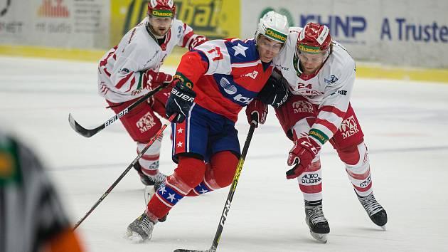 Třebíčští hokejisté reprezentační pauzu uvítali.