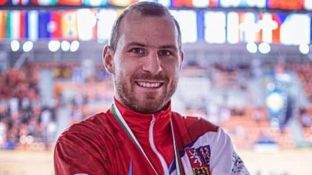 OBRAZEM: Třebíčský taekwondista Vojtěch Fiala přivezl zlato z mistrovství světa