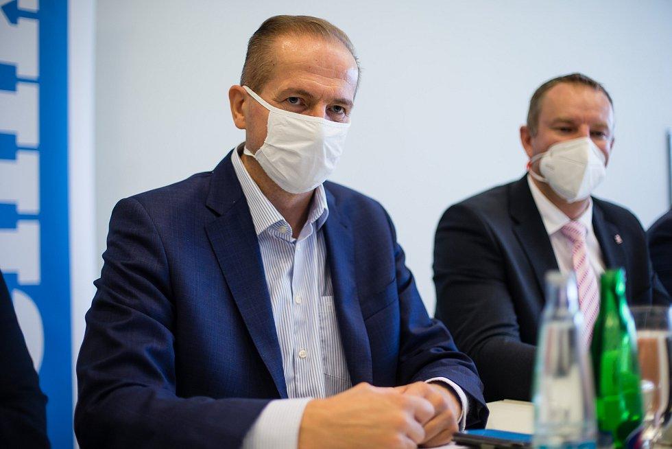 Předvolební debata Deníku Vysočina - Vít Kaňkovský (lídr KDU-ČSL).