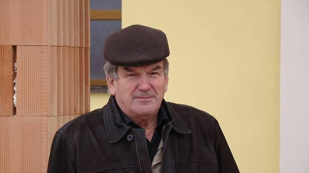 Bývalý starosta Mladoňovic Jan Chloupek.