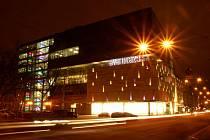 Postavit největší nákupní centrum na Ukrajině pomohla rovněž česká pobočka firmy Delta se sídlem v Třebíči.