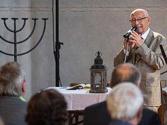 Slavnostní zahájení 15. ročníku židovské kultury Šamajim.