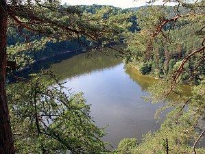 U Dalešické přehrady je nová přírodní rezervace Staré duby