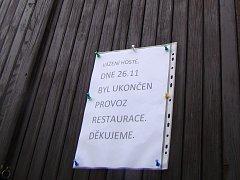 Restaurant Coqpit se uzavřel.