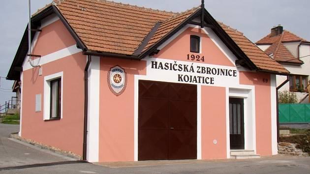 Hasiči z Kojatic letos oslaví devadesát let.