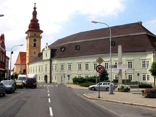 Moravské Budějovice.