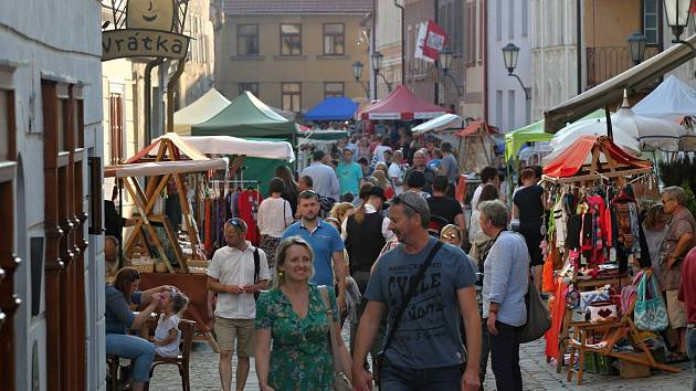 Loni do Třebíče přijelo víc turistů