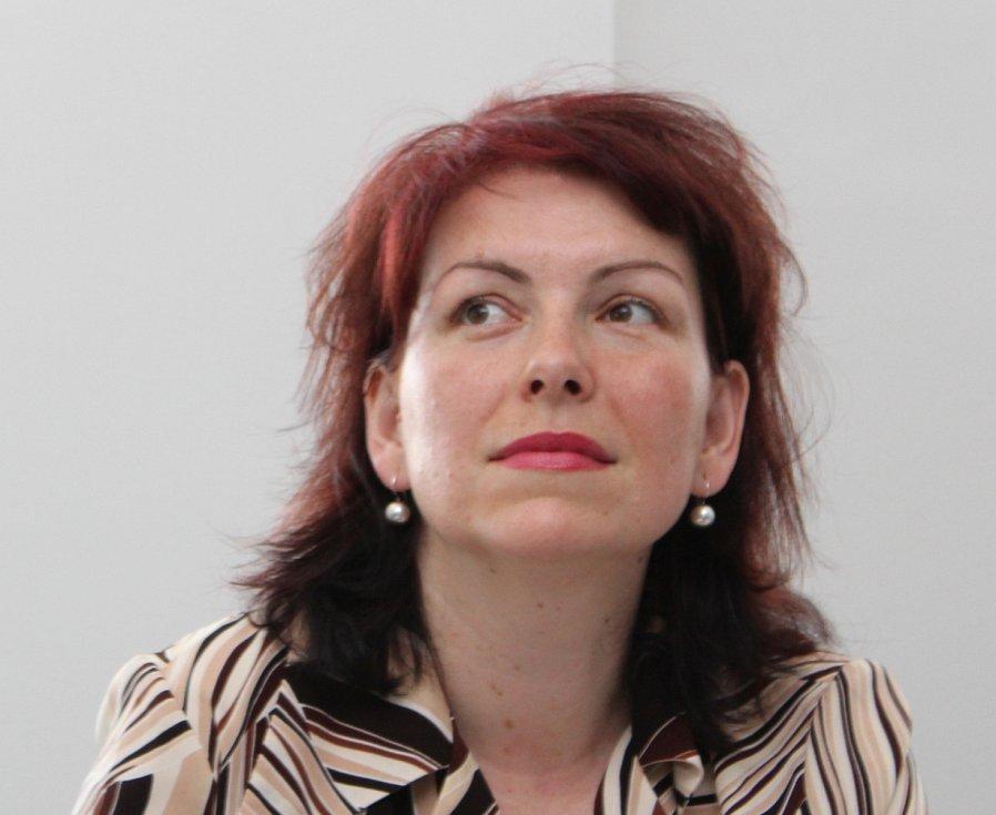 Ivana Svobodová, personalista Milacron Šašovice.