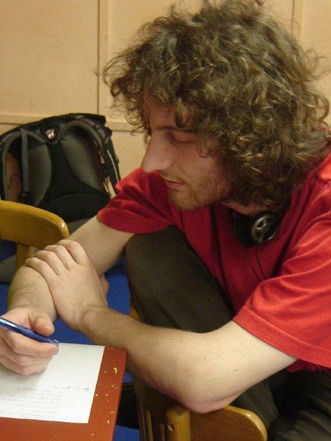 Šestý Literární weekend, který se uskutečnil o víkendu v Domečku studentského klubu Halahoj.
