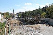 Podchod Sucheniova. Investice města.