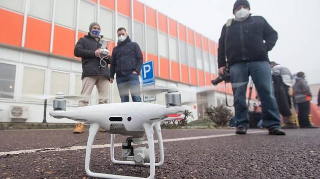 Neproklouzne ani ptáček. Jadernou elektrárnu Dukovany chrání lasery i před drony