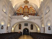 V plném lesku. V kostele sv. Martina v Třebíči jsou téměř dokončeny nové varhany.