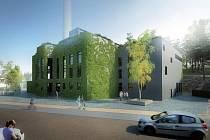 Tak bude vypadat Ekotechnické centrum v Borovině.