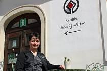 Vedoucí turistických a informačních center v Třebíči Dáša Juráňová.