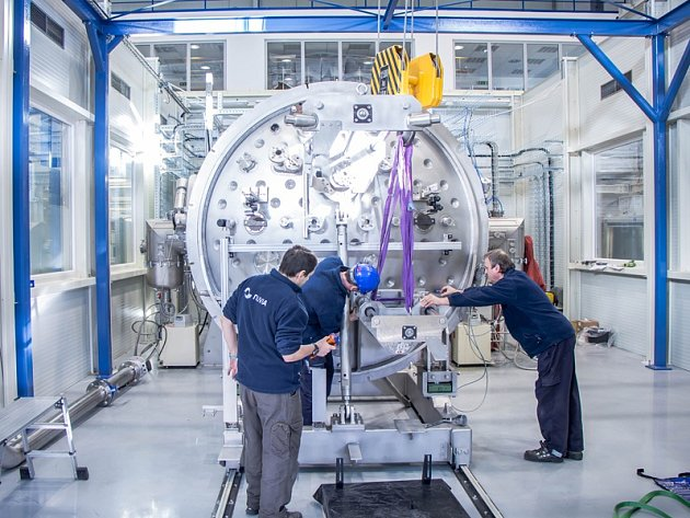 Třebíčská společnost Nuvia se bude podílet na výstavbě neutronového centra ve Skandinávii.