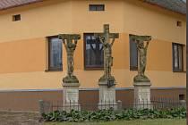 Sousoší Kalvárie v Hrotovicích