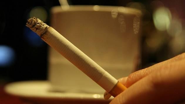 Výstřední kouření