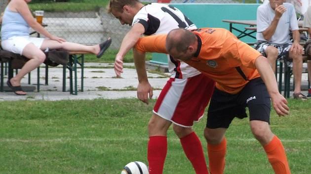 Fotbaloví suveréni z Třebíčska jsou stále bez ztráty bodu