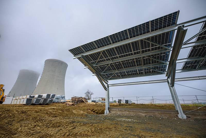 Parkoviště začne vyrábět elektřinu během příštího roku.