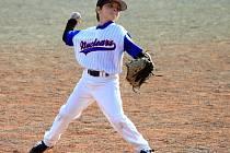 Baseballové soutěže se začínají naplno rozbíhat. Zatímco starší kategorie budou hrát tradičně na hřišti u rybníka Zámiš, tak nejmladší hráči a atraktivní ženský softball jsou k vidění přímo v okresním městě.