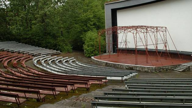 Fenomén letního kina není na Třebíčsku zastoupen.