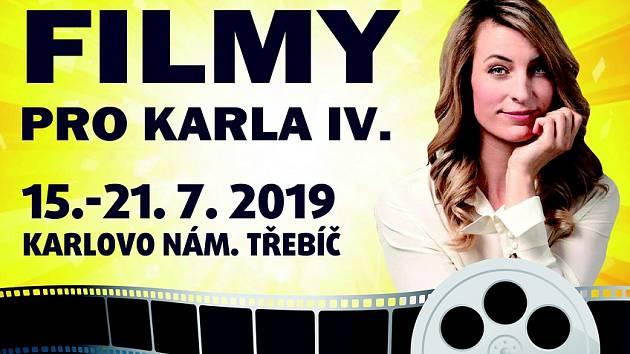 Na náměstí v Třebíči promítnou sedm filmů s Annou Polívkovou