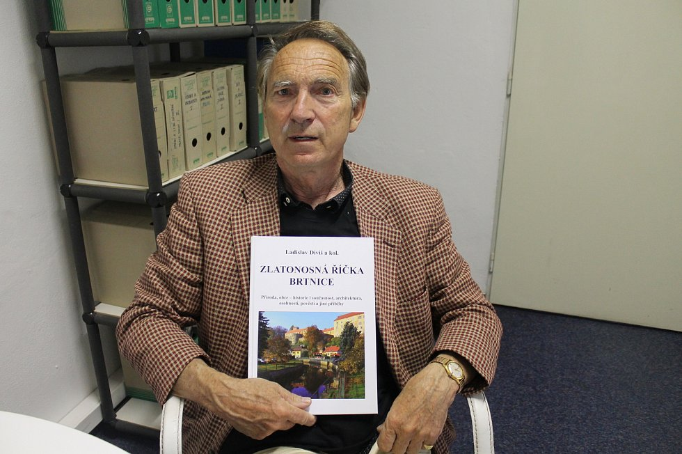 Brtnička je bohatá na zlato i příběhy. Vše shrnuje nová kniha. O její vznik se zasloužil kolektiv autorů v čele s Ladislavem Divišem, rodákem z Kněžic.