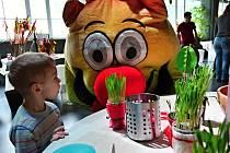 Velikonoční tematické víkendy se konají v Infocentru elektrárny pro velký zájem již poněkolikáté.