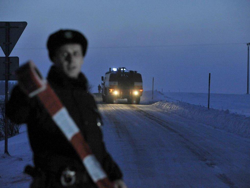 Nehodu bude šetřit vojenská a republiková policie a inspekce ministerstva obrany.