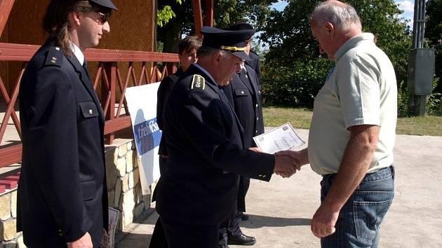 Sbor dobrovolných hasičů v Rudíkově oslavil 110let.