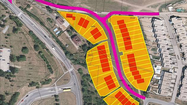 Další stavební parcely prodá město Na Kopcích. V květnu