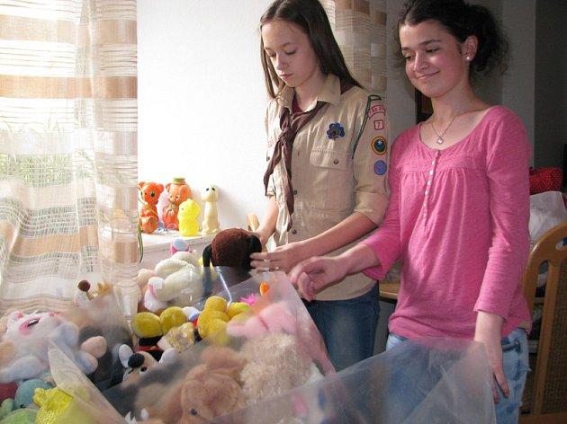 První fázi své pomoci mají studenti za sebou. Výsledek hmotné sbírky zamířil o víkendu na cestu k lidem na Ukrajině.