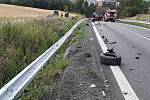 Nehoda u Vladislavi.