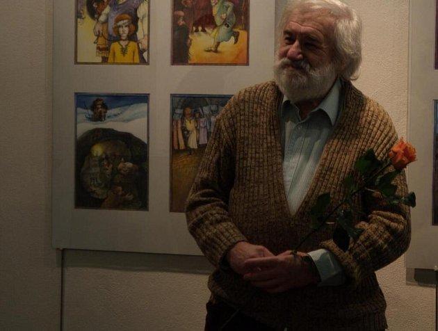 Výstava volně navazuje na dvě předešlé, Adolf Born 2005 a Josef Kremláček 2007.