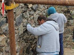 Na své hradby jsou v Jemnici pyšní. Zbývá opravit poslední čtvrtinu.