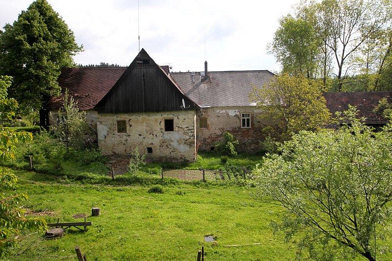 Muzeum ve mlýně v Dašově.