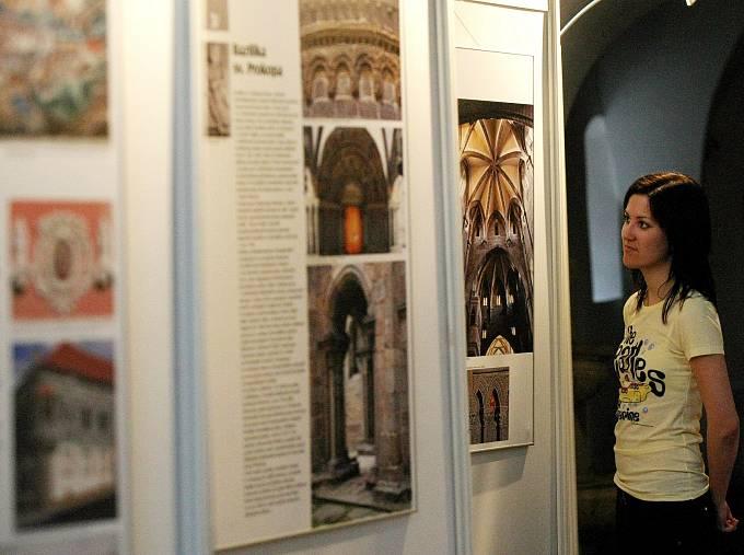 Díky rekonstrukci synagogy získala Třebíč zajímavý výstavní prostor.