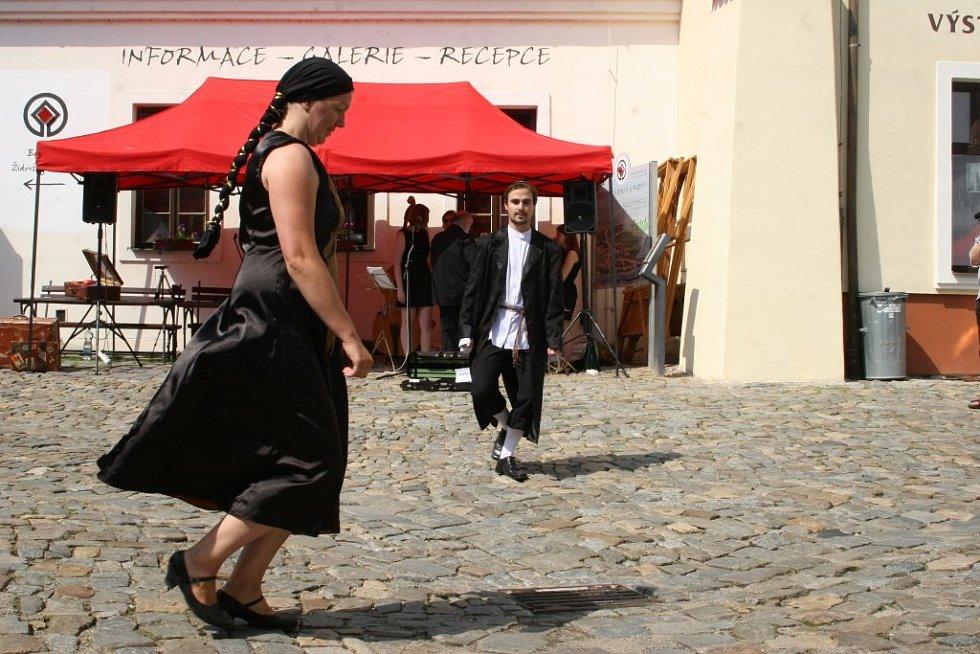 Od pátku do neděla žila třebíčská Židovská čtvrť pestrým životem.