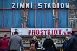 KHNP Arena v Třebíči.