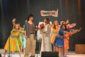Křesťanský festival Náměšťfest se o víkendu uskutečnil v Náměšti nad Oslavou už pojedenácté.
