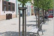 Náměstí ČSA nechala radnice rekonstruovat v roce 2013. V podobném stylu se letos opraví náměstí Míru.