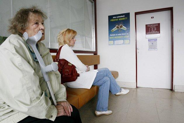 Poplatky u lékařů