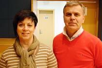 Kromě kurzů pro dospělé, ať už úplné taneční začátečníky, nebo pokročilé, pořádají manželé Jana a Zdeněk Fenčákovi kroužky pro děti.