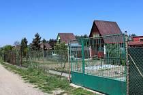Zahradní kolonie v Třebíči, ilustrační foto