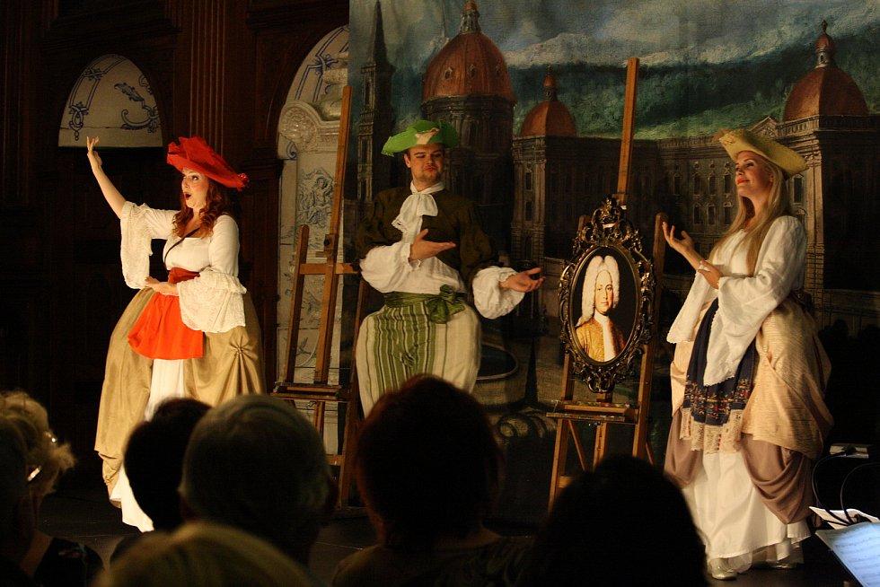hudba k narozeninám Třebíčský deník | K narozeninám hraběte Questenberga zněla hudba  hudba k narozeninám
