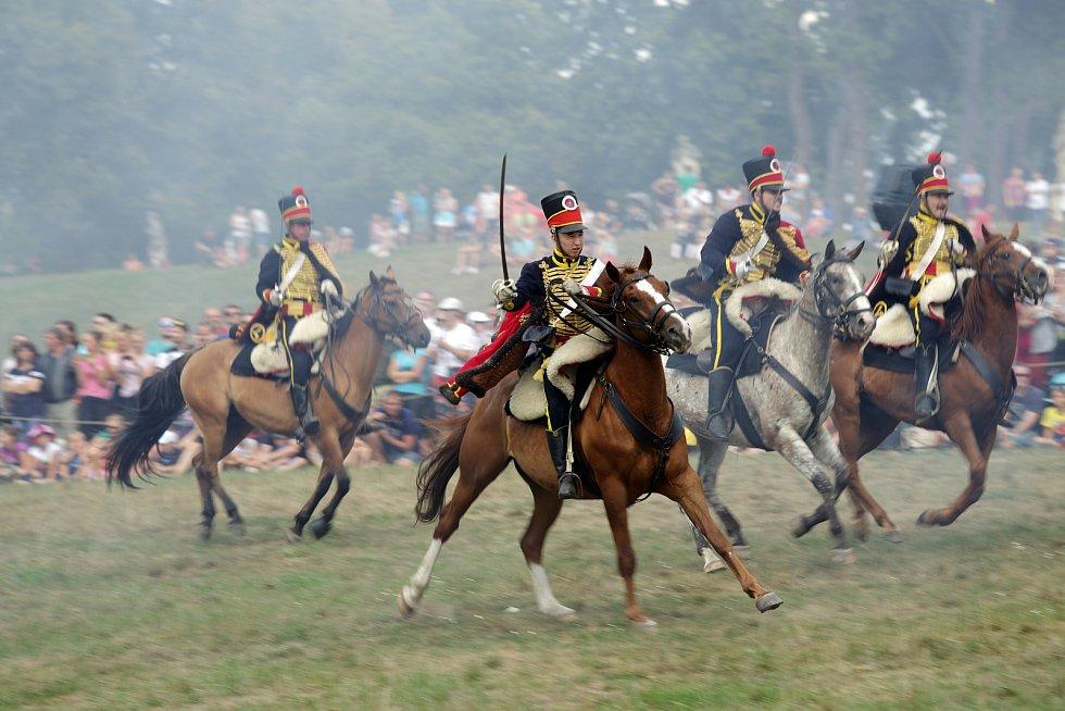 Napoleonská doba dodnes přitahuje množství lidí. I v České republice se lze během roku setkat s mnoha rekonstrukcemi událostí z doby vlády císaře Napoleona Bonaparta. Napoleonské hry u Slavkova